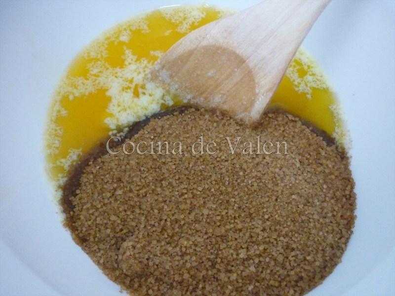 Galletas Dobles de Chocolate y Vainilla con chispas de chocolate - Cocina de Valen