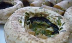 Champiñones a la plancha con ajo y perejil - Cocina de Valen