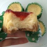 Mini Cheesecakes - Cocina de Valen