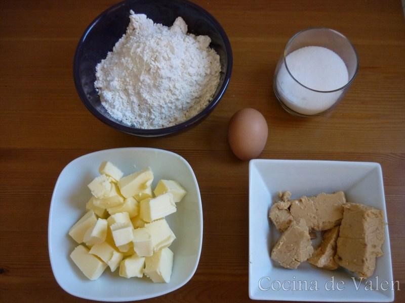 Galletas de Turrón - Cocina de Valen
