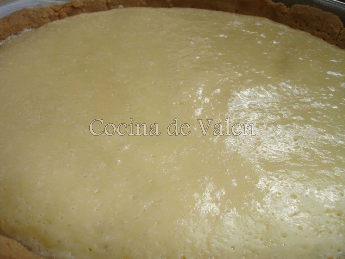 Pie de Limón - Cocina de Valen