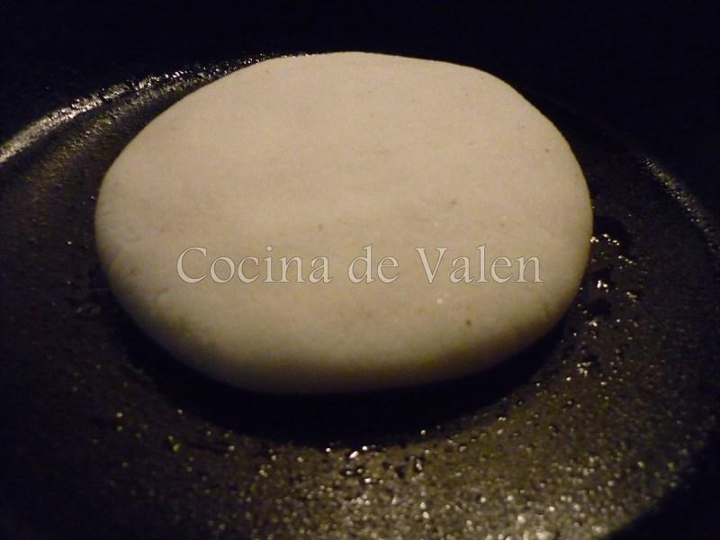 Arepas - Cocina de Valen