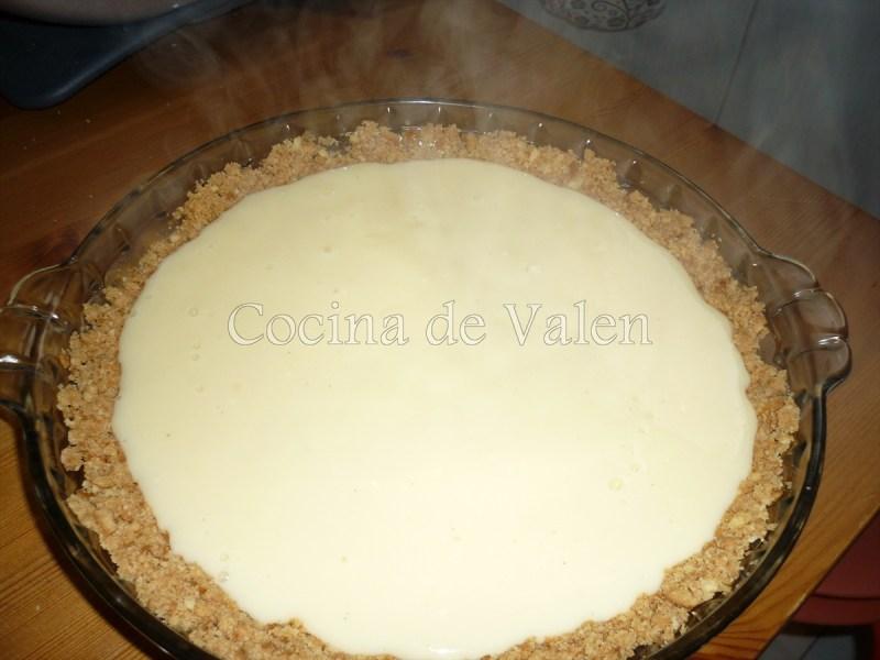 Tartaleta de Kiwis - Cocina de Valen