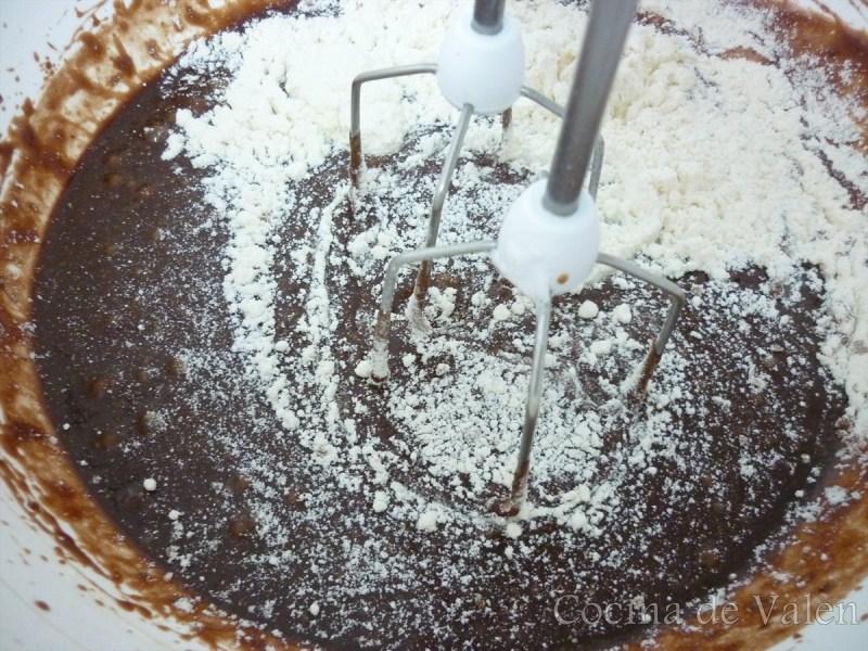 Torta de chocolate y remolacha