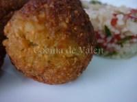 Cómo se hace el Falafel libanes y árabe - Cocina de Valen