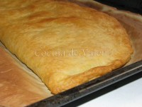 Empanada de hojaldre rellena de carne - Cocina de Valen