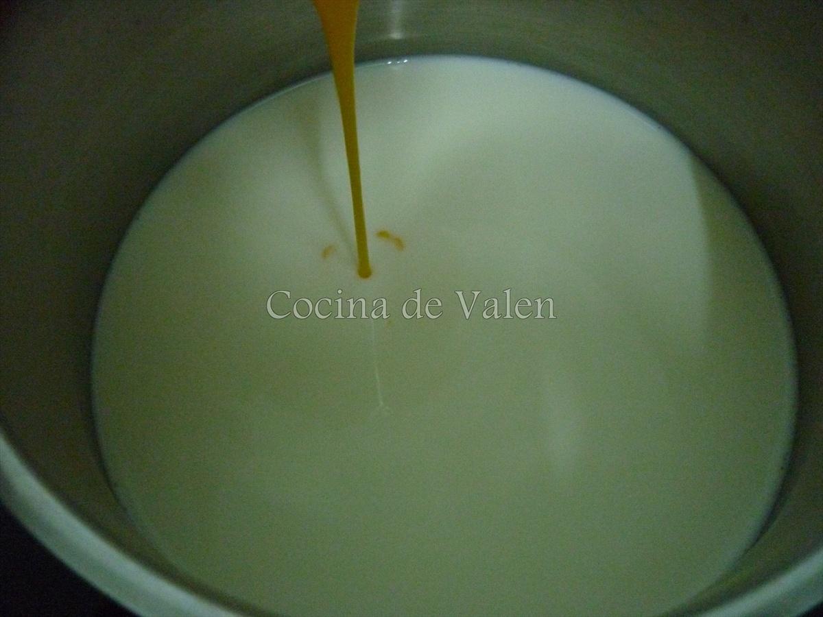 Ponche Crema