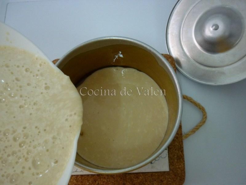 Receta del Flan de Queso - Cocina de Valen
