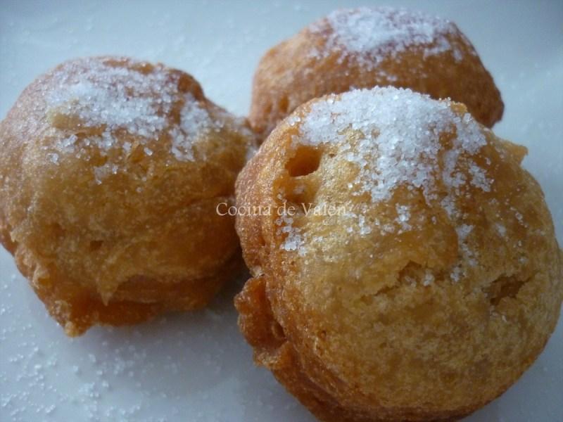 Tortitas de arroz o torrejitas - Cocina de Valen