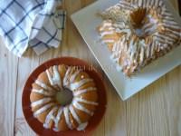 Bizcocho de Coco y Limón - Cocina de Valen