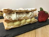 Milhojas - Cocina de Valen
