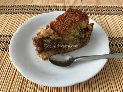 Coffee Cake - Cocina de Valen