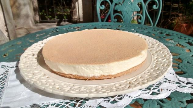 tarta de nata receta portuguesa