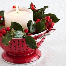 cocina-facil-decorar-cocina-navidad
