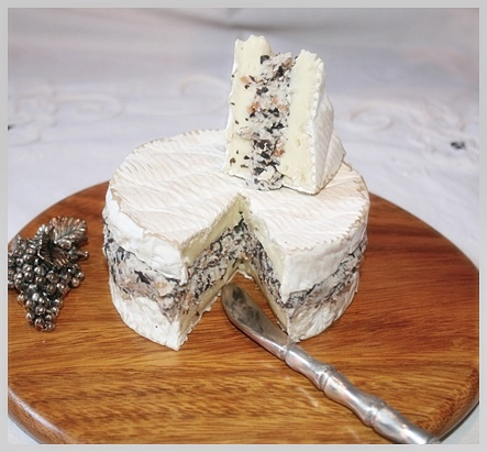 Croque-Fromage, Camembert relleno.