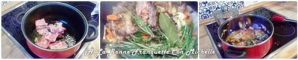 Silla de cordero - Agneau Pascal farci