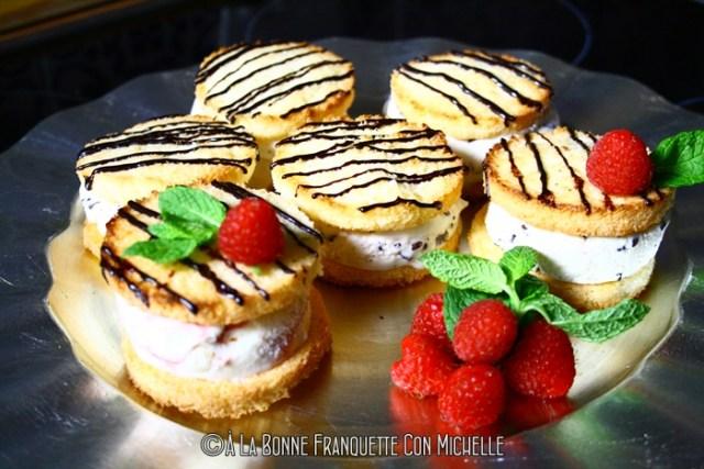 biscuit-glace-congolais-helado de corte con galletas de coco rallado