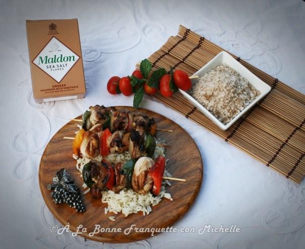 sal_maldon-brochetas_de_pollo-arroz_pilaf-a_la_bonne_franquette_con_michelle-5