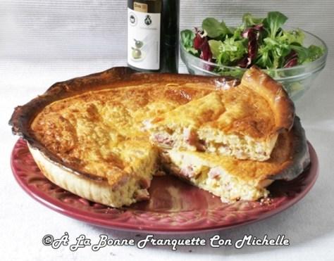 Quiche_loraine_au Fromage_a_la_bonne_franquette_con_mcihelle_receta_facil-5
