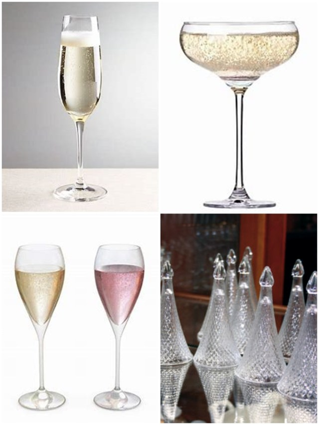 Champagne o Cava, elige burbujas para Navidad