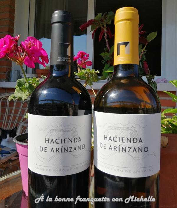 Vinos Hacienda Arínzano