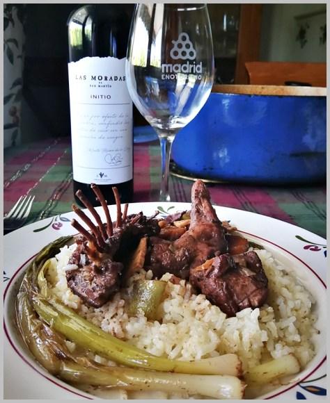civet de conejo, guiso de conejo en su sangre. cocinafrancia