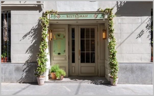 Restaurante Le Bistroman Madrid