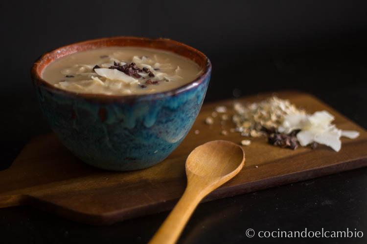 Porridge especiado