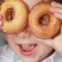 Donuts. Receta paso a paso.