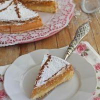 La Torta del inglés o Torta inglesa de Carmona. Receta paso a paso