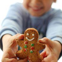 Cómo hacer galletas de jengibre para Navidad