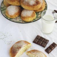 Ochíos dulces de Jaén, la receta tradicional de panadería