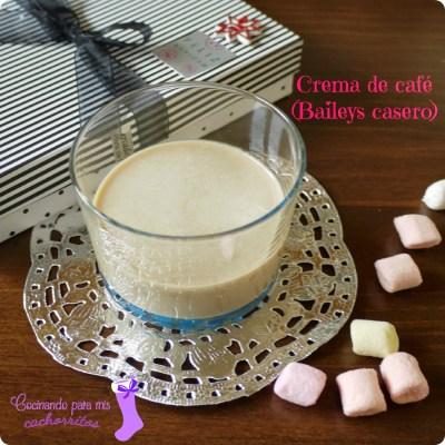 crema de café