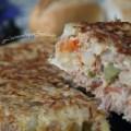 Tortilla de avíos de puchero. Cocinando por Sanlúcar
