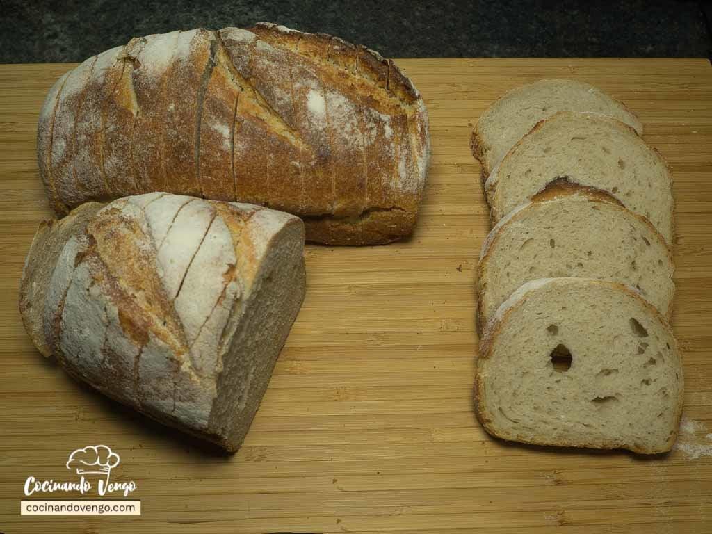 Cómo hacer pan - cocinandovengo.com