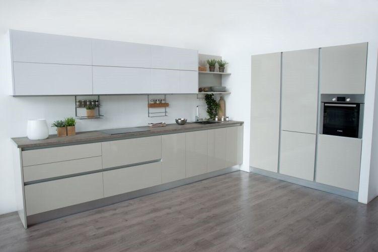 Tpc cocinas cocinas blancas for Color credence cocina blanca