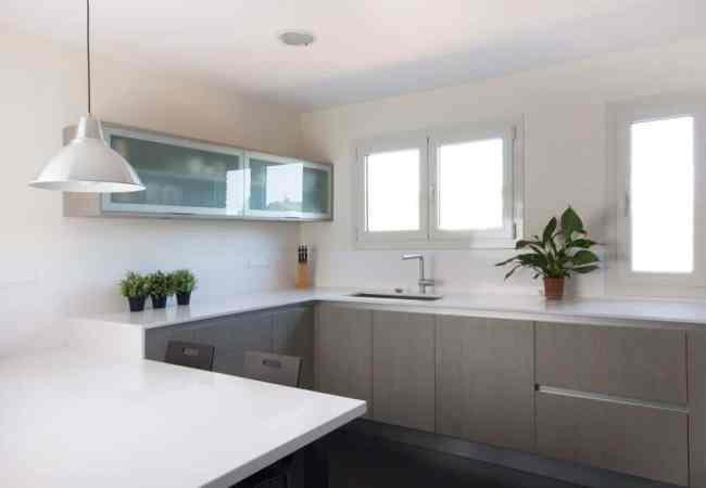 TPC Cocinas | Diseño de cocinas pequeñas