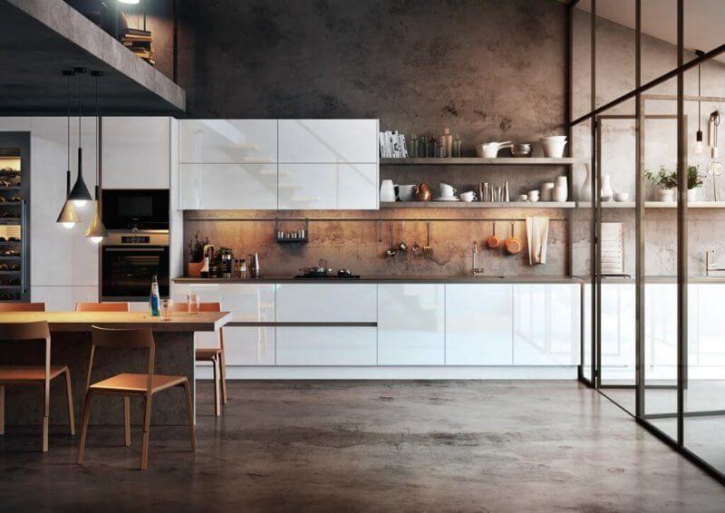 Crystal con su brillo casi perfecto consigue ambientes exclusivos y elegantes.