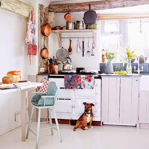 Kitchen Counter Decorating Ideas