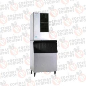 MAQUINA DE HIELO HOSHIZAKI KM-650MAH Refrigerado por aire, Slim Line Modular
