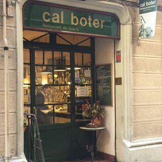 Cal Boter, restaurante de cocina tradicional en el corazón de Gracia
