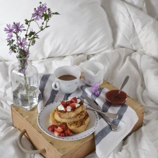 Pain perdu, las dulces tostadas francesas