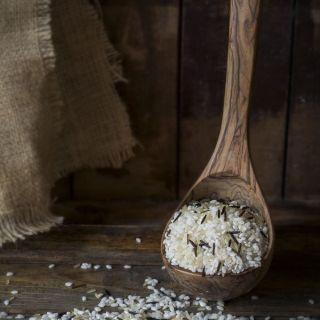 Arroz, un alimento saludable. Receta de arroz con leche