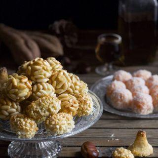 Panellets caseros, los dulces de todos los santos preparados en casa