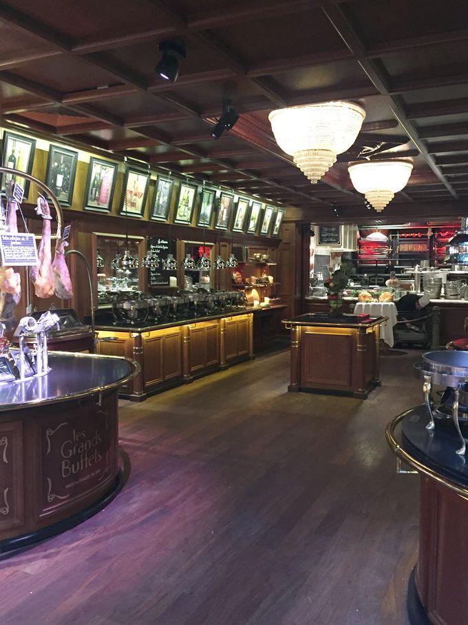 Les Grands Buffets en Narbona | Guías Viajar