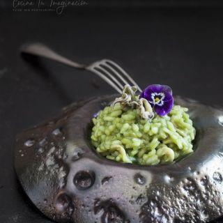 Plancton marino, ese nuevo «Novel food» (risotto de calamarcitos)