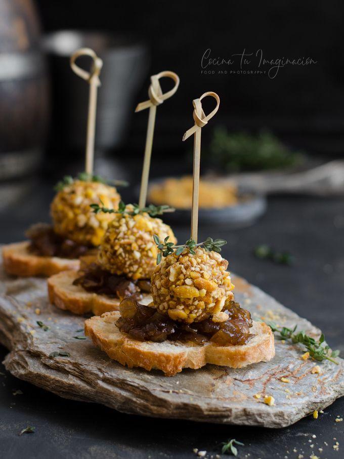 bombones de foie