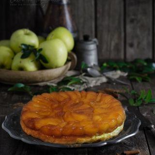 Tarta tatin de manzanas, como prepararla facilmente en casa