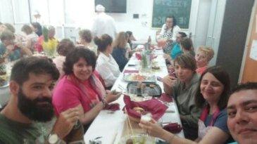 Catering Ruta de La Caridad grupo Voluntarios de Illescas