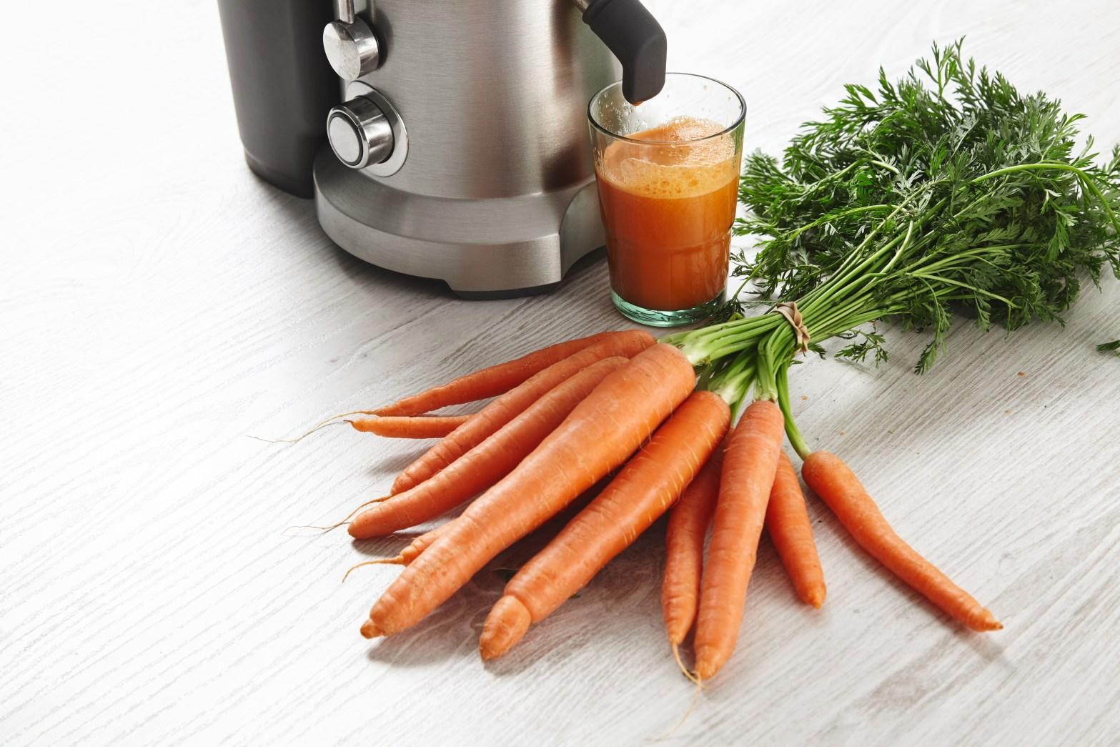 recetas pulpa zanahoria licuadora